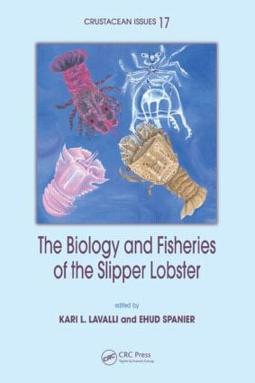 The Biology and Fisheries of the Slipper Lobster book cover