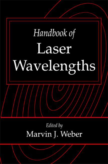 Handbook of Laser Wavelengths: 1st Edition (Hardback) book cover