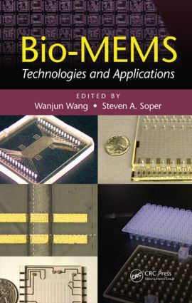 Bio-MEMS: Technologies and Applications, 1st Edition (Hardback) book cover