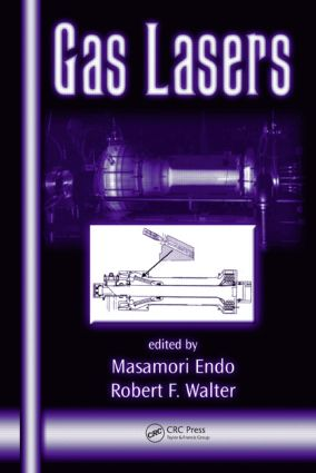 Gas Lasers: 1st Edition (Hardback) book cover