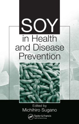 Soy in Health and Disease Prevention book cover