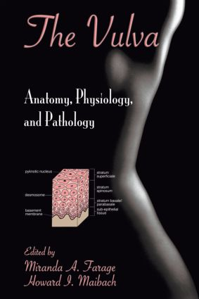 The Vulva: Anatomy, Physiology, and Pathology (Hardback) book cover