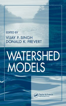 Watershed Models: 1st Edition (Hardback) book cover