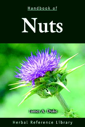 Handbook of Nuts: Herbal Reference Library book cover