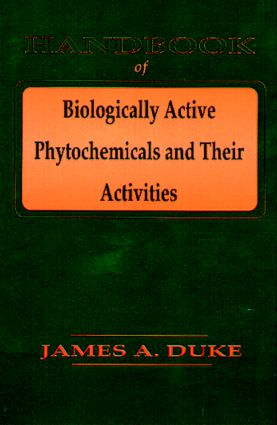 Handbook of Biological Active Phytochemicals & Their Activity: 1st Edition (Hardback) book cover