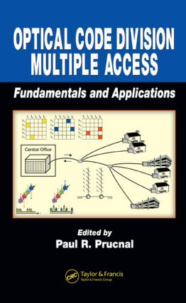 Optical Code Division Multiple Access: Fundamentals and Applications book cover