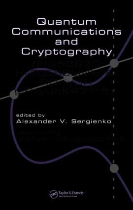 Quantum Communications and Cryptography book cover