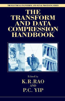 The Transform and Data Compression Handbook book cover
