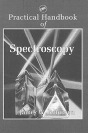 Practical Handbook of Spectroscopy book cover