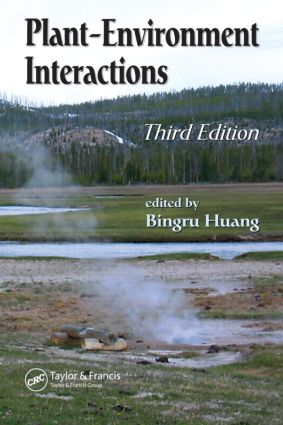 Plant-Environment Interactions: 3rd Edition (Hardback) book cover