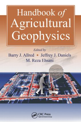 Handbook of Agricultural Geophysics: 1st Edition (Hardback) book cover