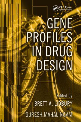 Gene Profiles in Drug Design: 1st Edition (Hardback) book cover