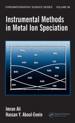 Instrumental Methods in Metal Ion Speciation book cover