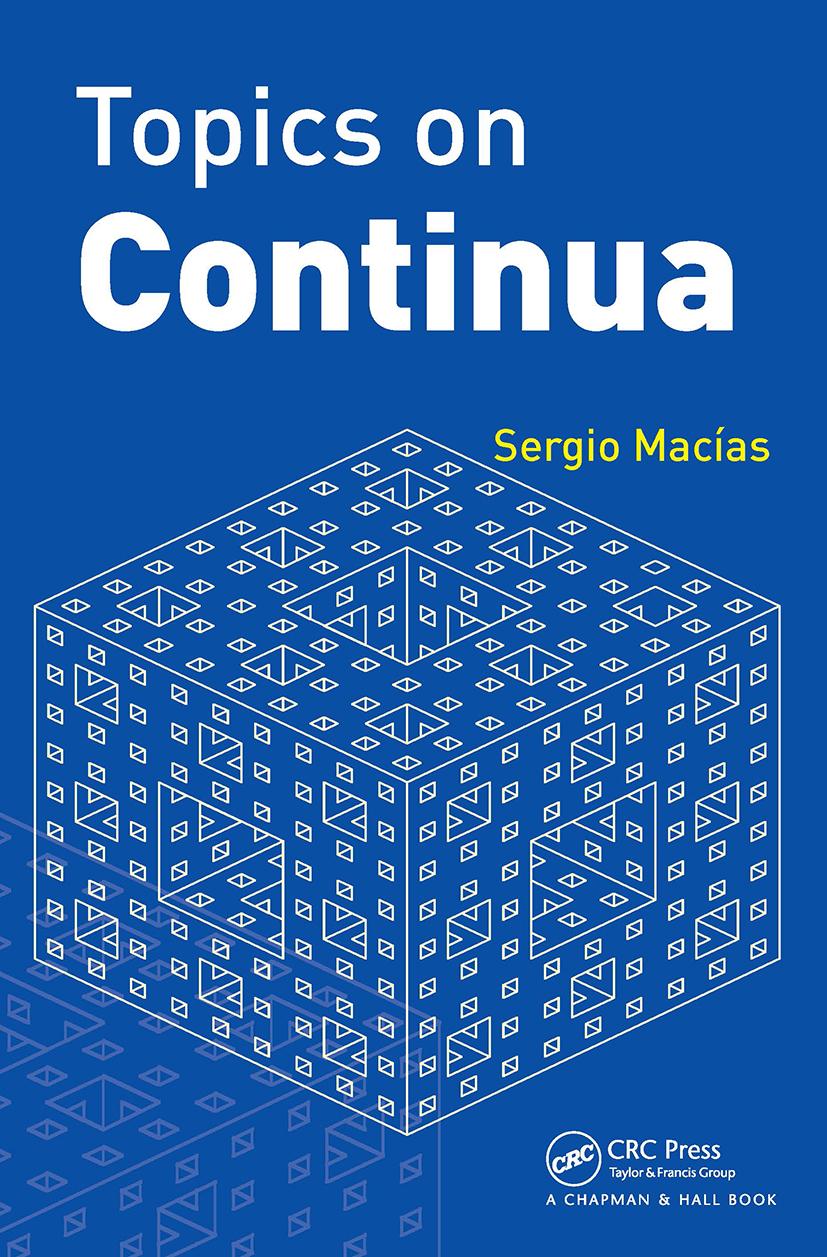 Topics on Continua: 1st Edition (Hardback) book cover