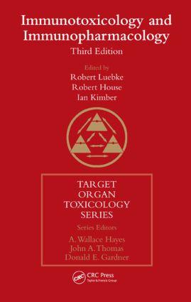 Immunotoxicology and Immunopharmacology: 3rd Edition (Hardback) book cover