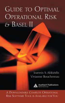 Guide to Optimal Operational Risk and BASEL II: 1st Edition (Hardback) book cover