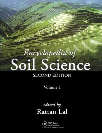 Encyclopedia of Soil Science, Second Edition - Two-Volume Set: 2nd Edition (Hardback) book cover