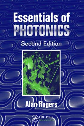 Essentials of Photonics: 2nd Edition (Paperback) book cover