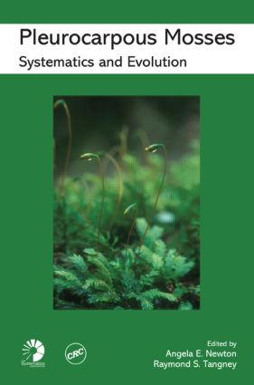Pleurocarpous Mosses: Systematics and Evolution (Hardback) book cover