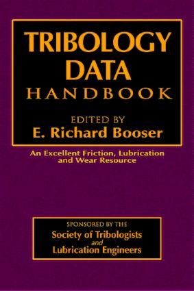Tribology Data Handbook