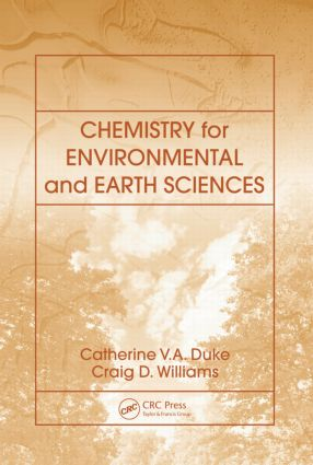 Chemistry for Environmental and Earth Sciences (Paperback) book cover