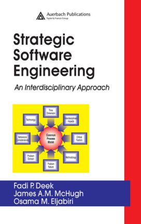 Strategic Software Engineering: An Interdisciplinary Approach, 1st Edition (Hardback) book cover
