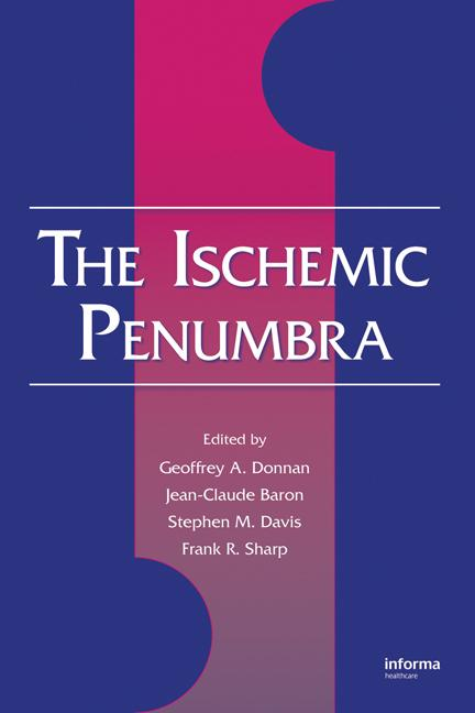 The Ischemic Penumbra: 1st Edition (Hardback) book cover