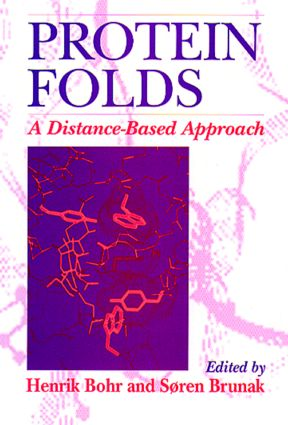 Protein Folds: A Distance-Based Approach, 1st Edition (Hardback) book cover