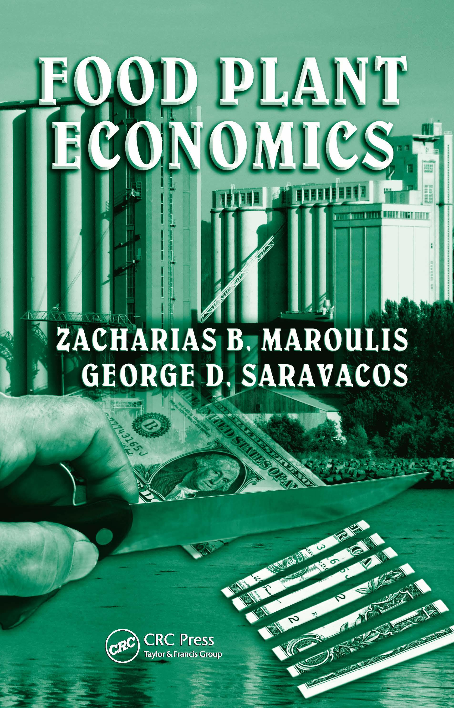 Food Plant Economics: 1st Edition (Hardback) book cover