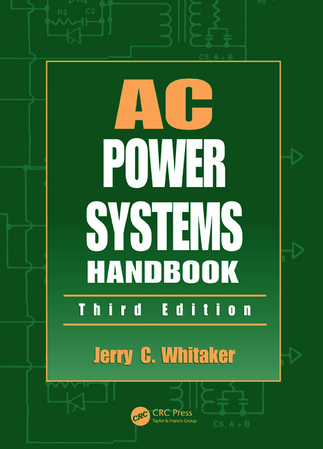 AC Power Systems Handbook book cover