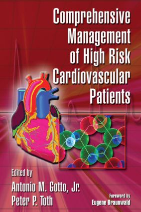 Comprehensive Management of High Risk Cardiovascular Patients: 1st Edition (Paperback) book cover