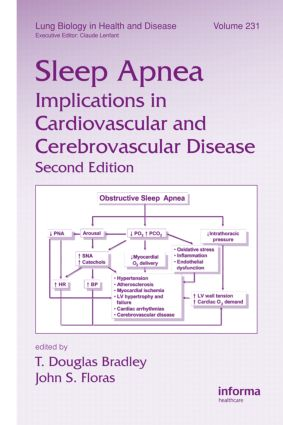 Sleep Apnea: Implications in Cardiovascular and Cerebrovascular Disease, 2nd Edition (Hardback) book cover