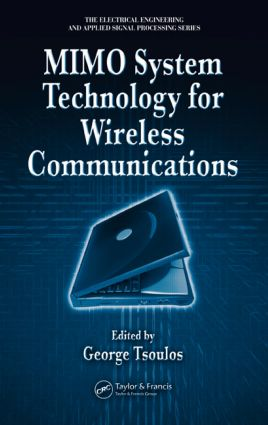 MIMO System Technology for Wireless Communications (Hardback) book cover