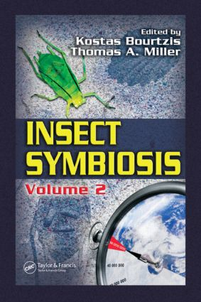 Insect Symbiosis, Volume 2: 1st Edition (Hardback) book cover