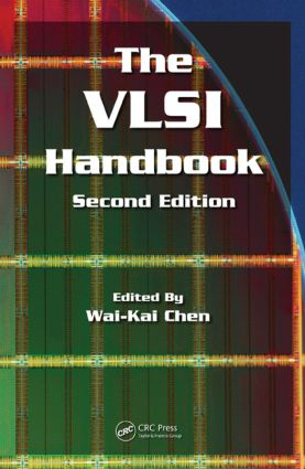 The VLSI Handbook: 2nd Edition (Hardback) book cover