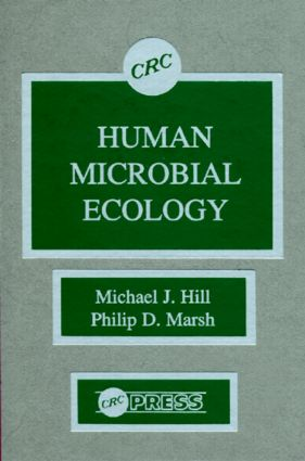 Human Microbial Ecology (Hardback) book cover