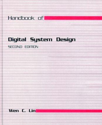 CRC Handbook of Digital System Design, Second Edition: 2nd Edition (Hardback) book cover