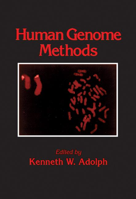Human Genome Methods: 1st Edition (Paperback) book cover