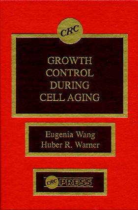 Growth Control During Cell Aging: 1st Edition (Hardback) book cover