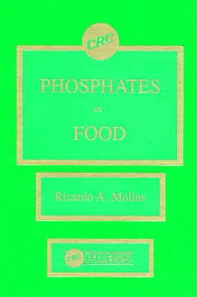 Phosphates in Food: 1st Edition (Hardback) book cover