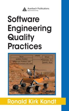 Software Engineering Quality Practices book cover