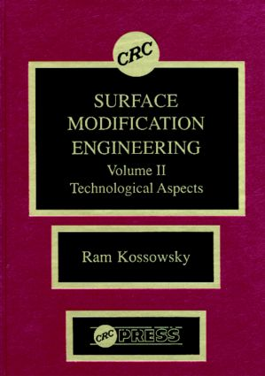 Surface Modeling Engineering, Volume II: 1st Edition (Hardback) book cover