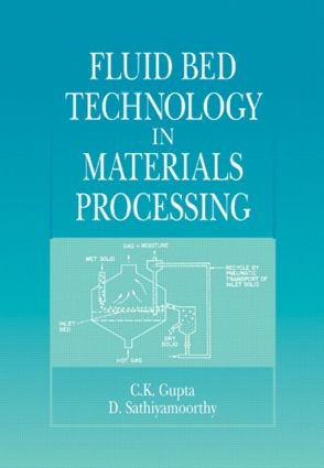 Fluid Bed Technology in Materials Processing: 1st Edition (Hardback) book cover
