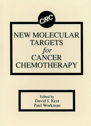 New Molecular Targets for Cancer Chemotherapy: 1st Edition (Hardback) book cover