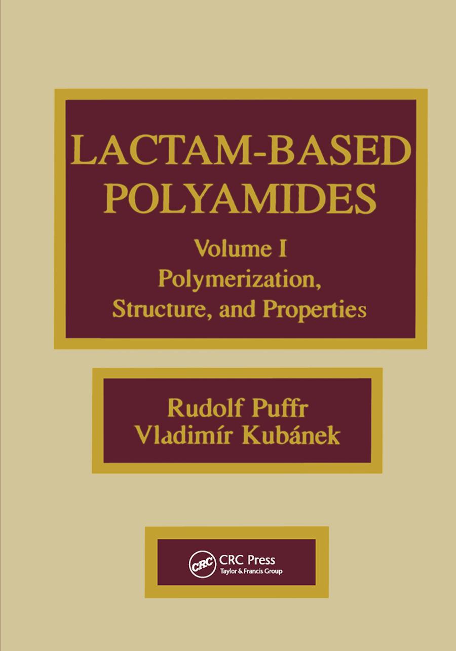 Lactam-Based Polyamides