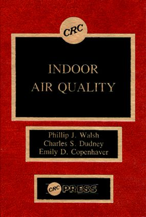 Indoor Air Quality (Hardback) book cover