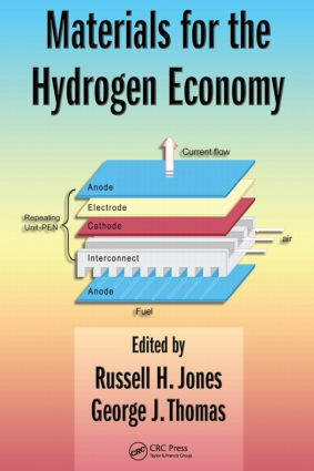 Materials for the Hydrogen Economy: 1st Edition (Hardback) book cover