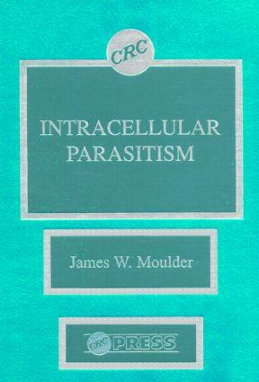 Intracellular Parasitism: 1st Edition (Hardback) book cover