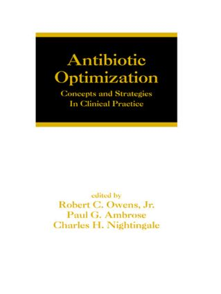 Antibiotic Optimization