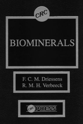 Biominerals: 1st Edition (Hardback) book cover